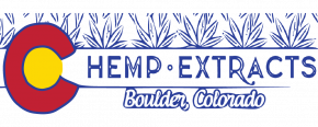 Colorado Hemp Extracts Logo - thicker outline