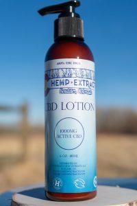 Colorado Hemp Extracts CBD Lotion